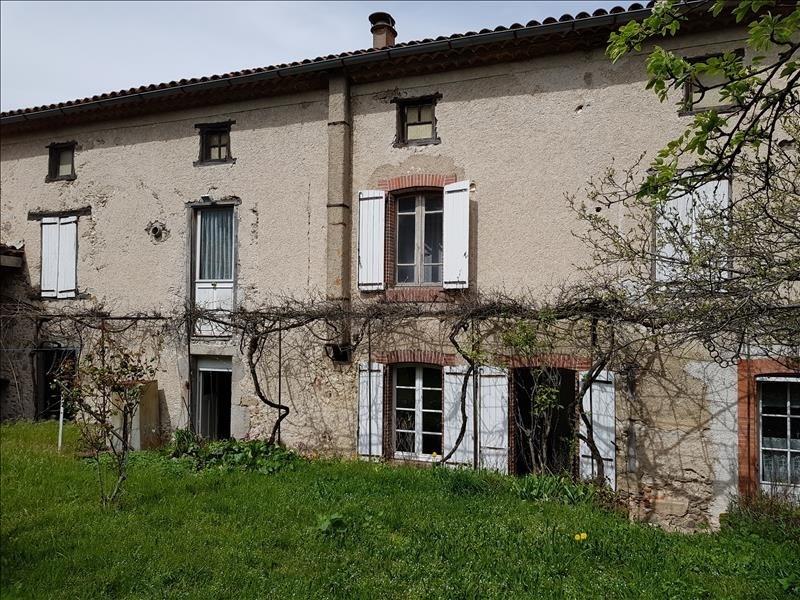 Vente maison / villa Proche de mazamet 150000€ - Photo 1