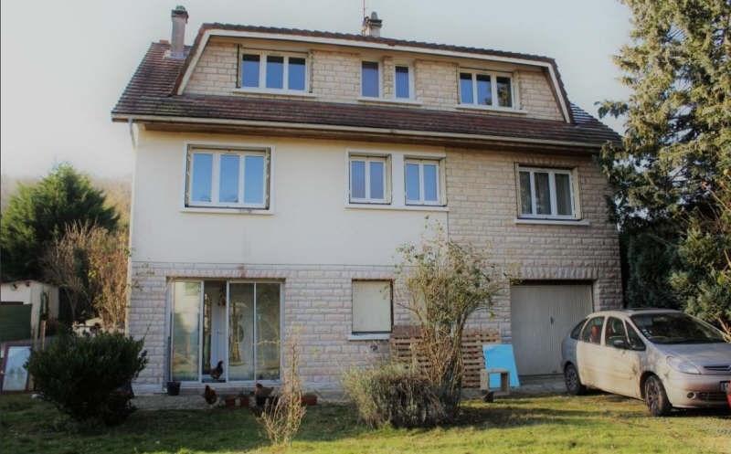 Vente maison / villa Mortefontaine en thelle 242000€ - Photo 1
