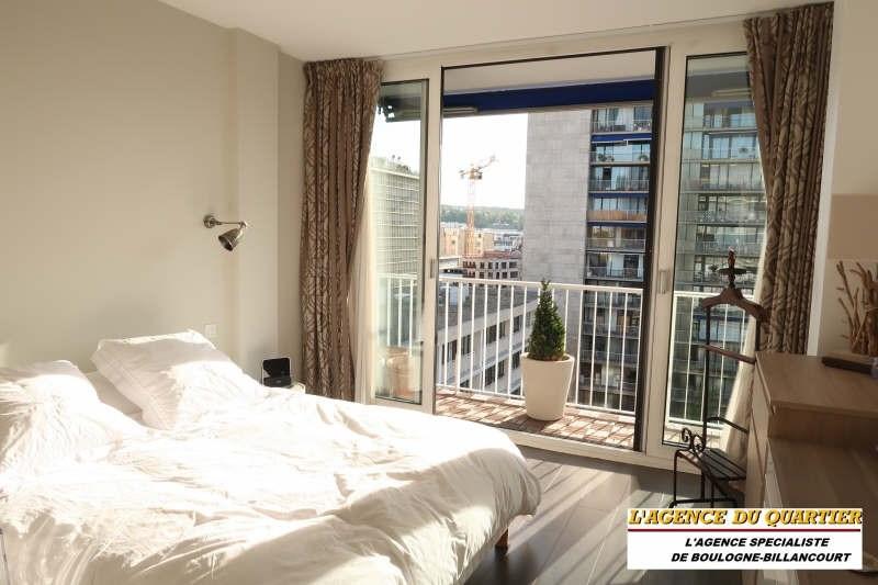 Venta  apartamento Boulogne billancourt 575000€ - Fotografía 6