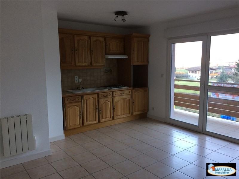 Location appartement Scionzier 590€ CC - Photo 1