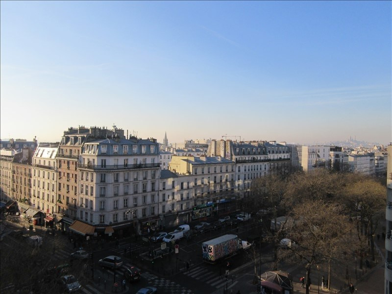 Sale apartment Paris 20ème 639000€ - Picture 1