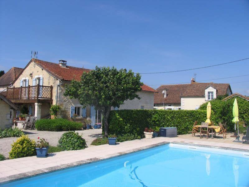 Vente maison / villa Leguillac de cercles 264900€ - Photo 1