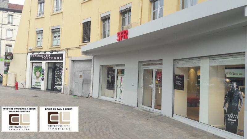Commercial property sale shop Lyon 9ème 110000€ - Picture 1