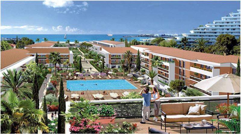 Vente appartement Villeneuve loubet 465000€ - Photo 3