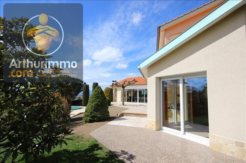Vente de prestige maison / villa St bonnet les oules 589000€ - Photo 12