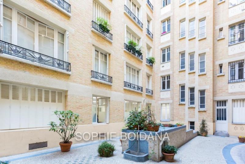 Vente de prestige appartement Paris 17ème 1280000€ - Photo 6