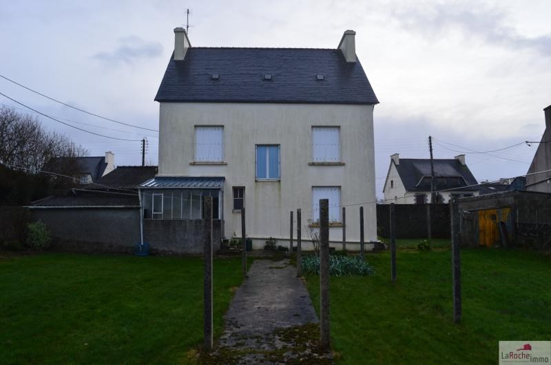 Vente maison / villa Plouedern 140400€ - Photo 10