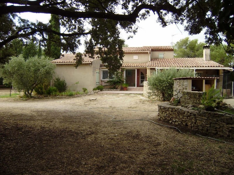 Deluxe sale house / villa St chamas 634 000€ - Picture 1