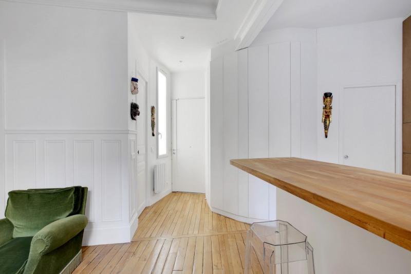Verkoop  appartement Paris 9ème 450000€ - Foto 8