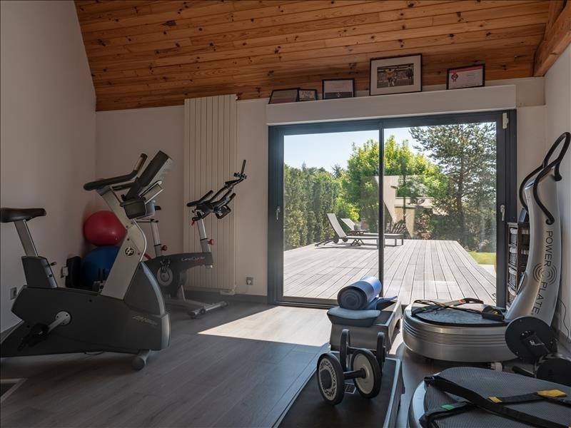 Vente de prestige maison / villa Saint-nom la breteche 1495000€ - Photo 9