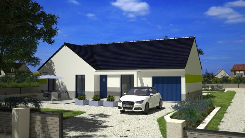 Maison  2 pièces + Terrain 810 m² Chambly par maisons evolution