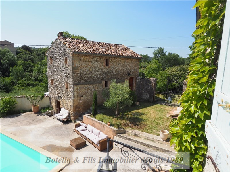 Vente maison / villa Uzes 426 000€ - Photo 9