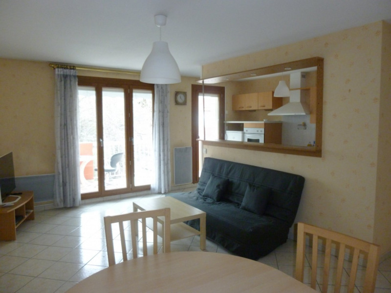 Sale apartment Grenoble 129 000€ - Picture 1