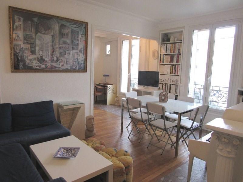 Alquiler  apartamento Paris 10ème 1350€ CC - Fotografía 1