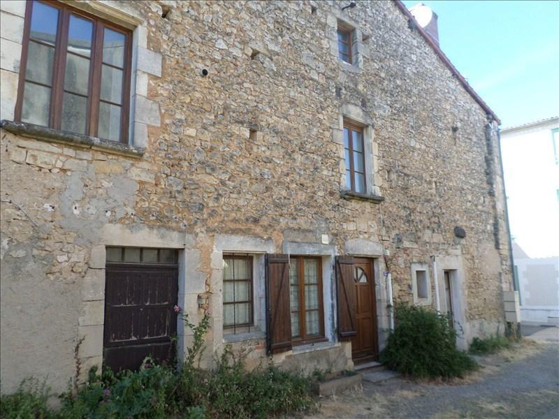 Location appartement Lussac les chateaux 330€ +CH - Photo 10