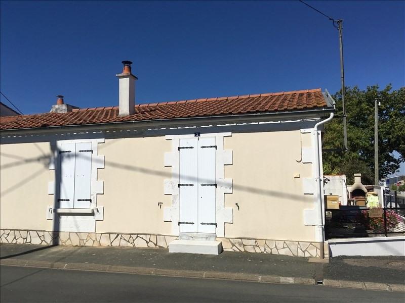 Vente maison / villa Triaize 66030€ - Photo 1