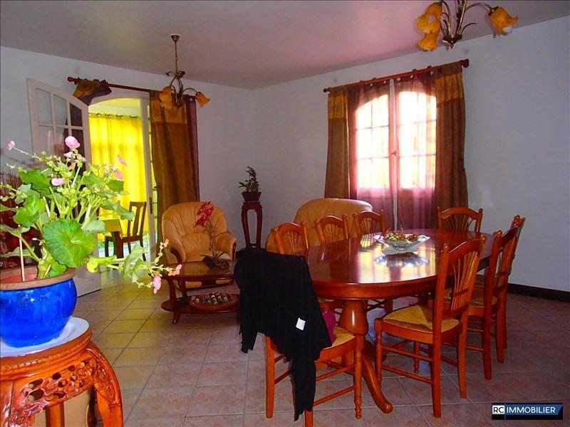 Sale house / villa St benoit 398000€ - Picture 5