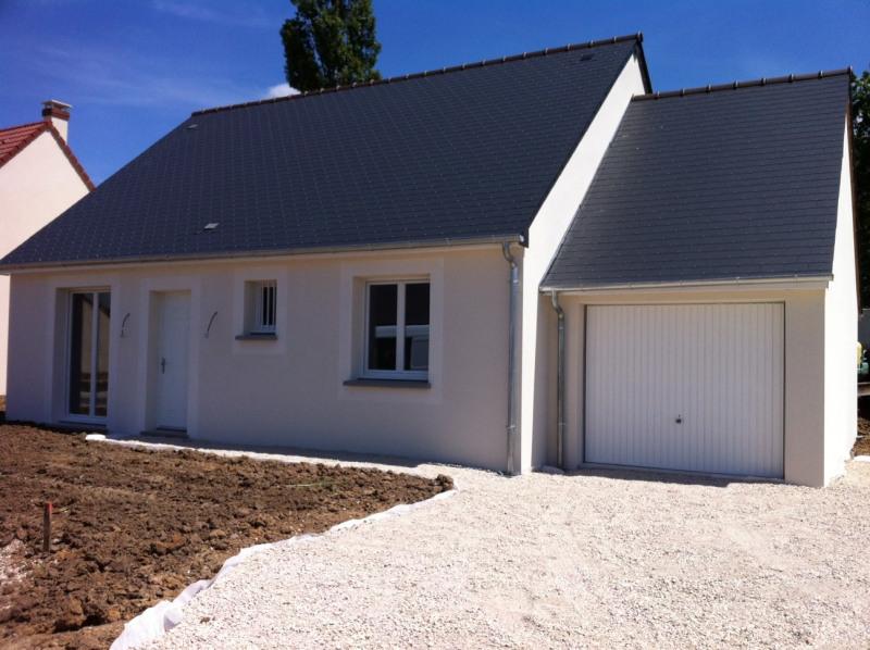 Maison  4 pièces + Terrain 655 m² Tigy par MAISONS LE MASSON ORLEANS