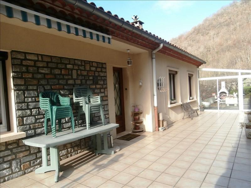 Vente maison / villa Mazamet 149900€ - Photo 2