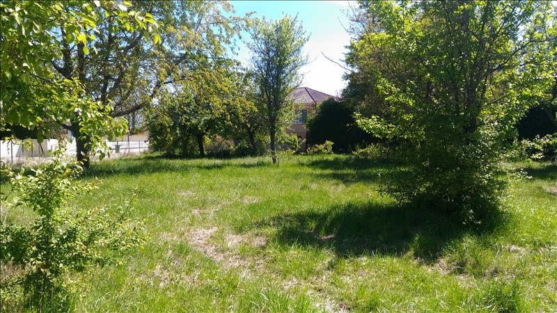Sale site Chevillele 46 500€ - Picture 1