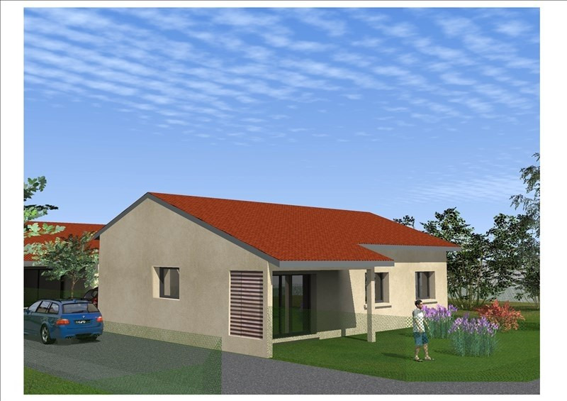 Vente maison / villa Vaulx milieu 269900€ - Photo 1