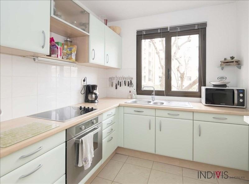 Sale apartment Suresnes 478500€ - Picture 4