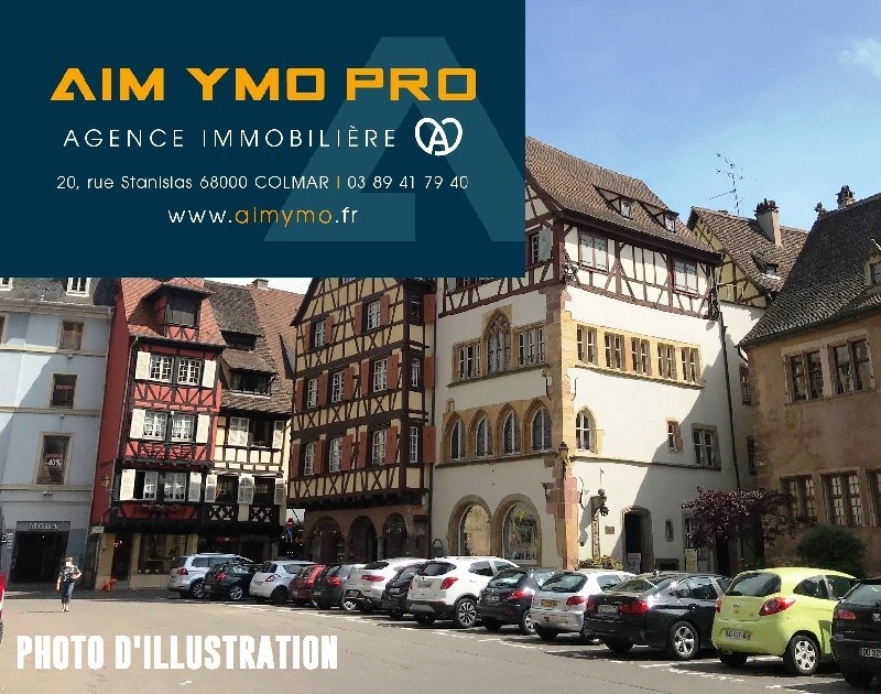 Location local commercial Colmar 2 540€ CC - Photo 1