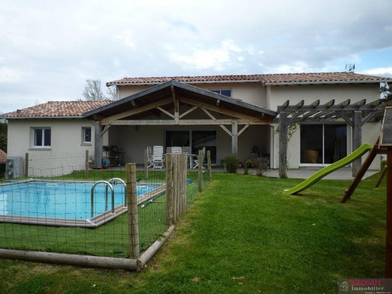 Vente de prestige maison / villa Montgiscard coteaux 486000€ - Photo 5