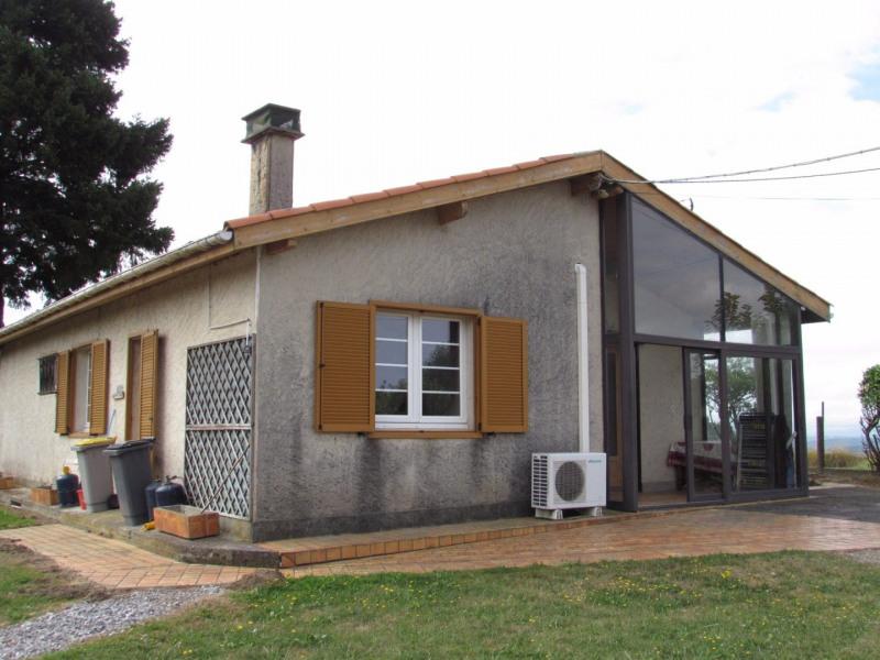 Vente maison / villa Burgaronne 148000€ - Photo 1