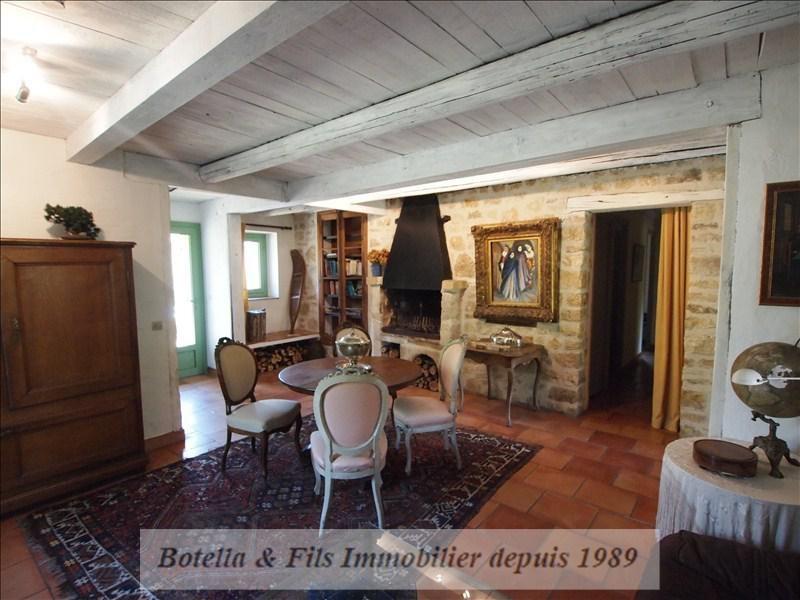 Vente de prestige maison / villa Uzes 590000€ - Photo 8