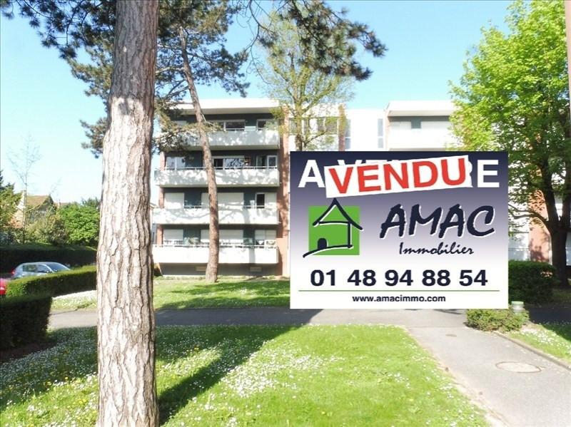 Sale apartment Villemomble 219000€ - Picture 1