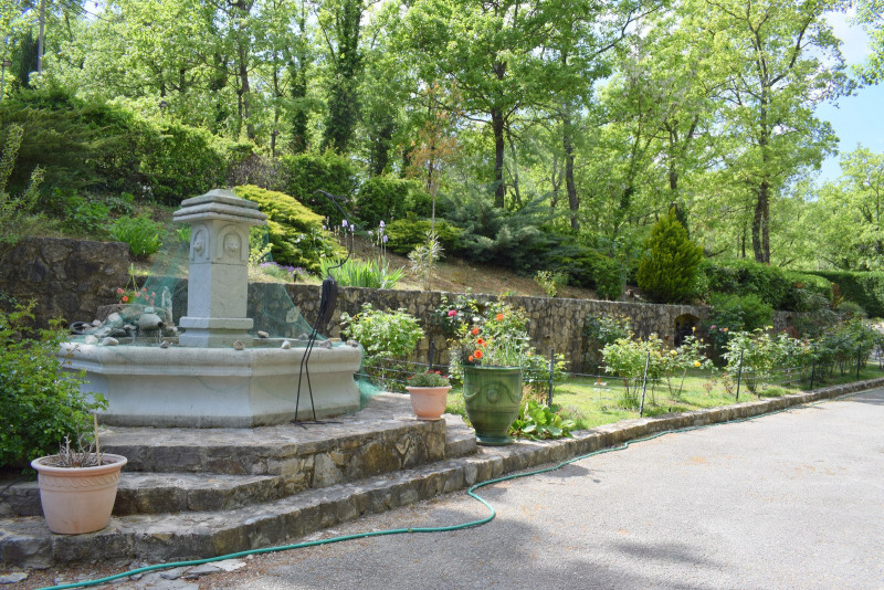 Revenda residencial de prestígio casa Fayence 695000€ - Fotografia 3