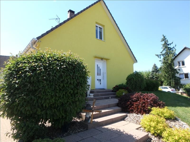 Vente maison / villa Hochfelden 316500€ - Photo 1