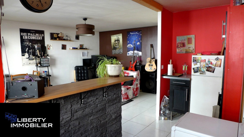 Vente appartement Trappes 156600€ - Photo 1