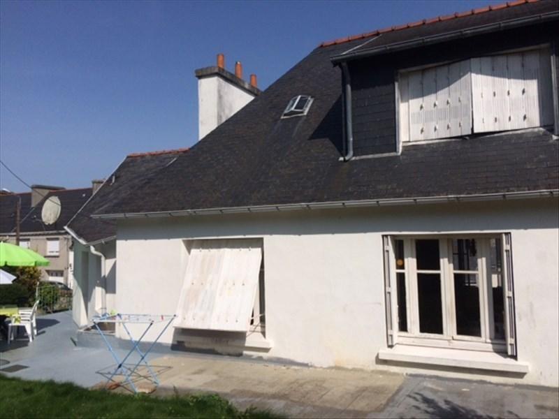 Vente maison / villa Quimper 139100€ - Photo 8