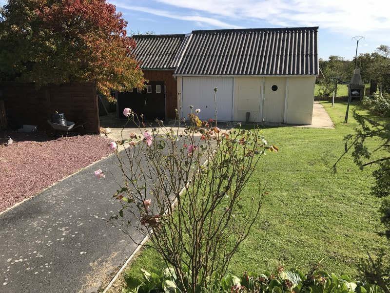 Sale house / villa St germain sur ay 157750€ - Picture 2