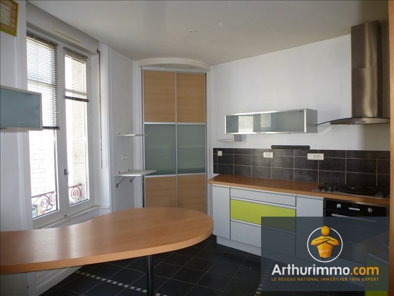 Sale apartment St brieuc 130 000€ - Picture 3