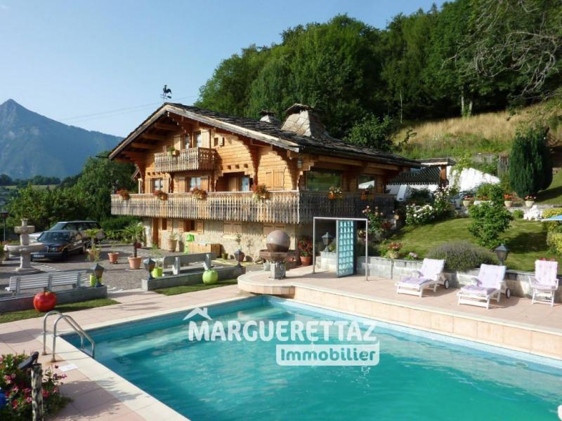 Sale house / villa Châtillon-sur-cluses 1350000€ - Picture 1