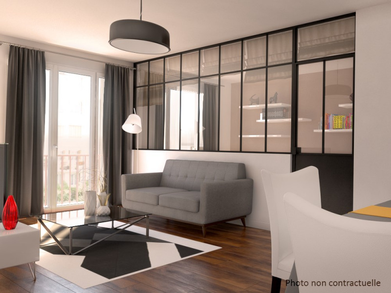 Vente appartement Maisons-alfort 275 000€ - Photo 1