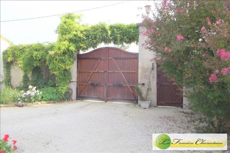 Vente maison / villa Chef-boutonne 283500€ - Photo 12