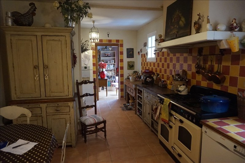 Sale house / villa Chonas l amballan 348000€ - Picture 6