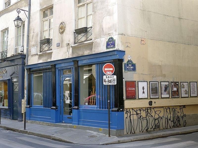 Commercial lease transfer empty room/storage Paris 6ème 150000€ - Picture 2