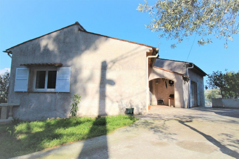Vente maison / villa Saint laurent du var 540000€ - Photo 2