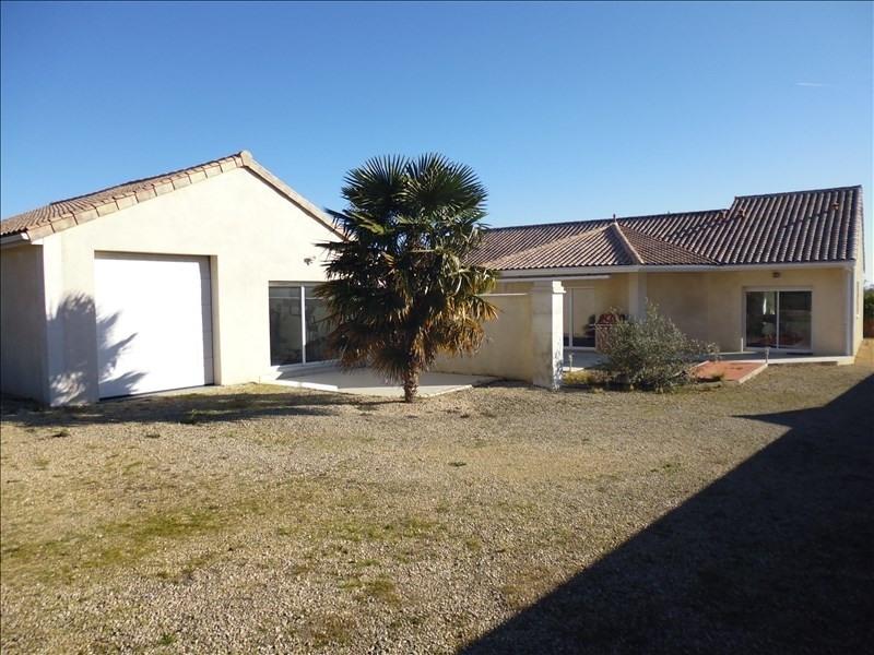 Vente maison / villa Migne auxances 249900€ - Photo 2