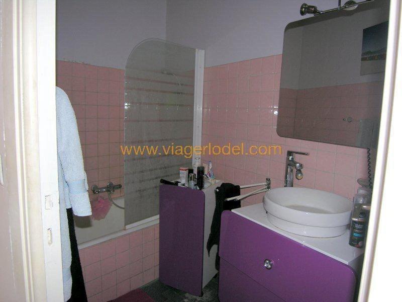 Vendita nell' vitalizio di vita appartamento Antibes 62000€ - Fotografia 8