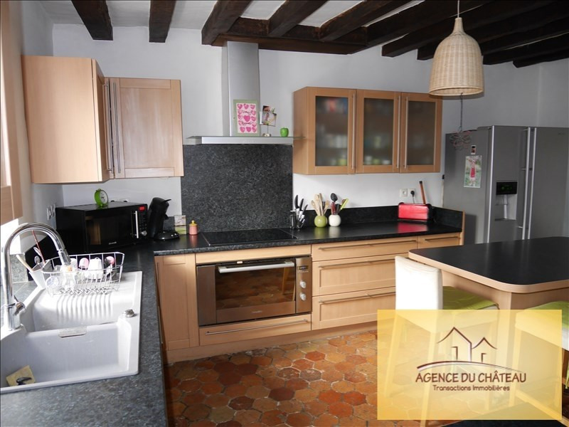 Sale house / villa Villette 233000€ - Picture 2