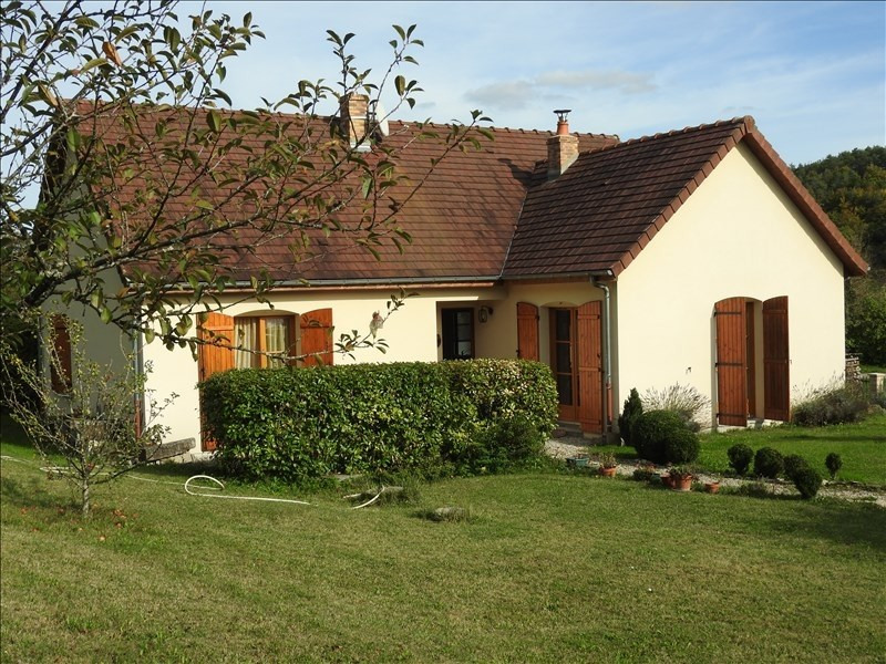 Vente maison / villa Village nord châtillonnais 134000€ - Photo 1