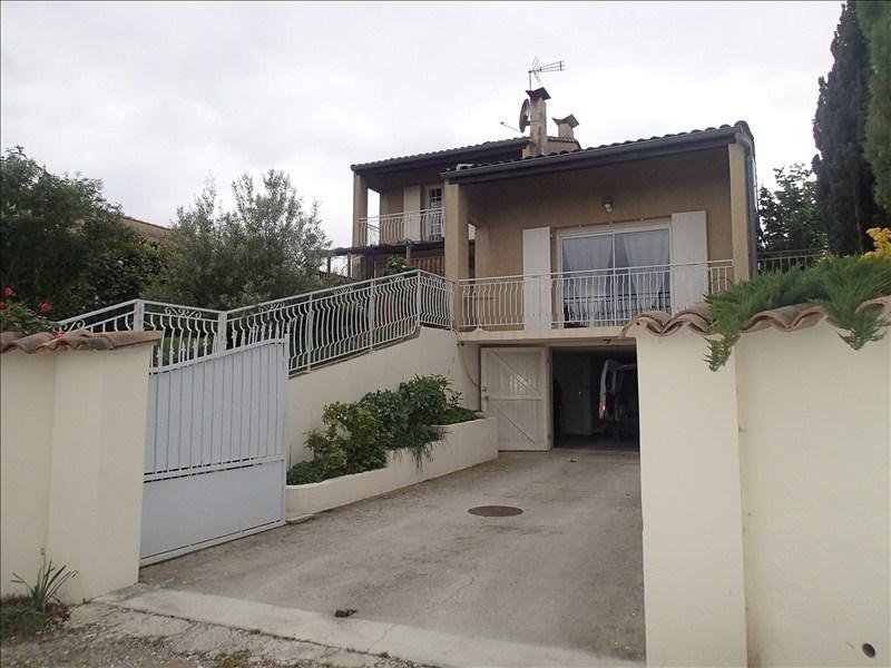 Vente maison / villa La roche de glun 320000€ - Photo 1