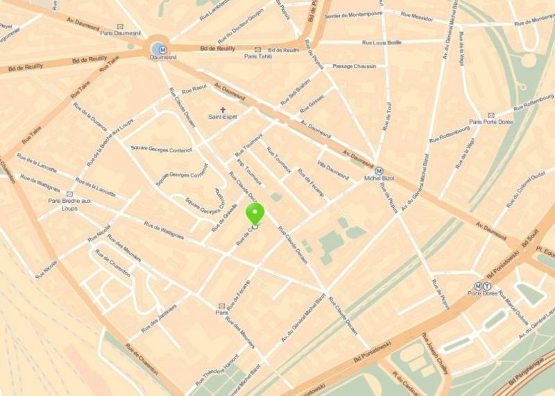 Vente Local commercial Paris 12ème 0