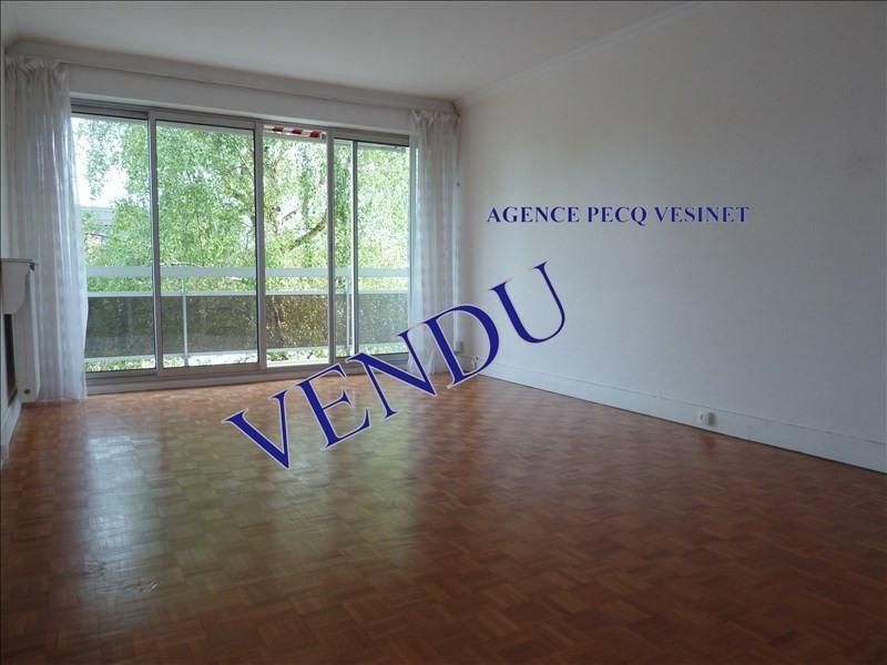 Vente appartement Le pecq 249000€ - Photo 1